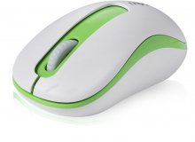 Rapoo M10 2,4 Wireless Optical Mouse W/green