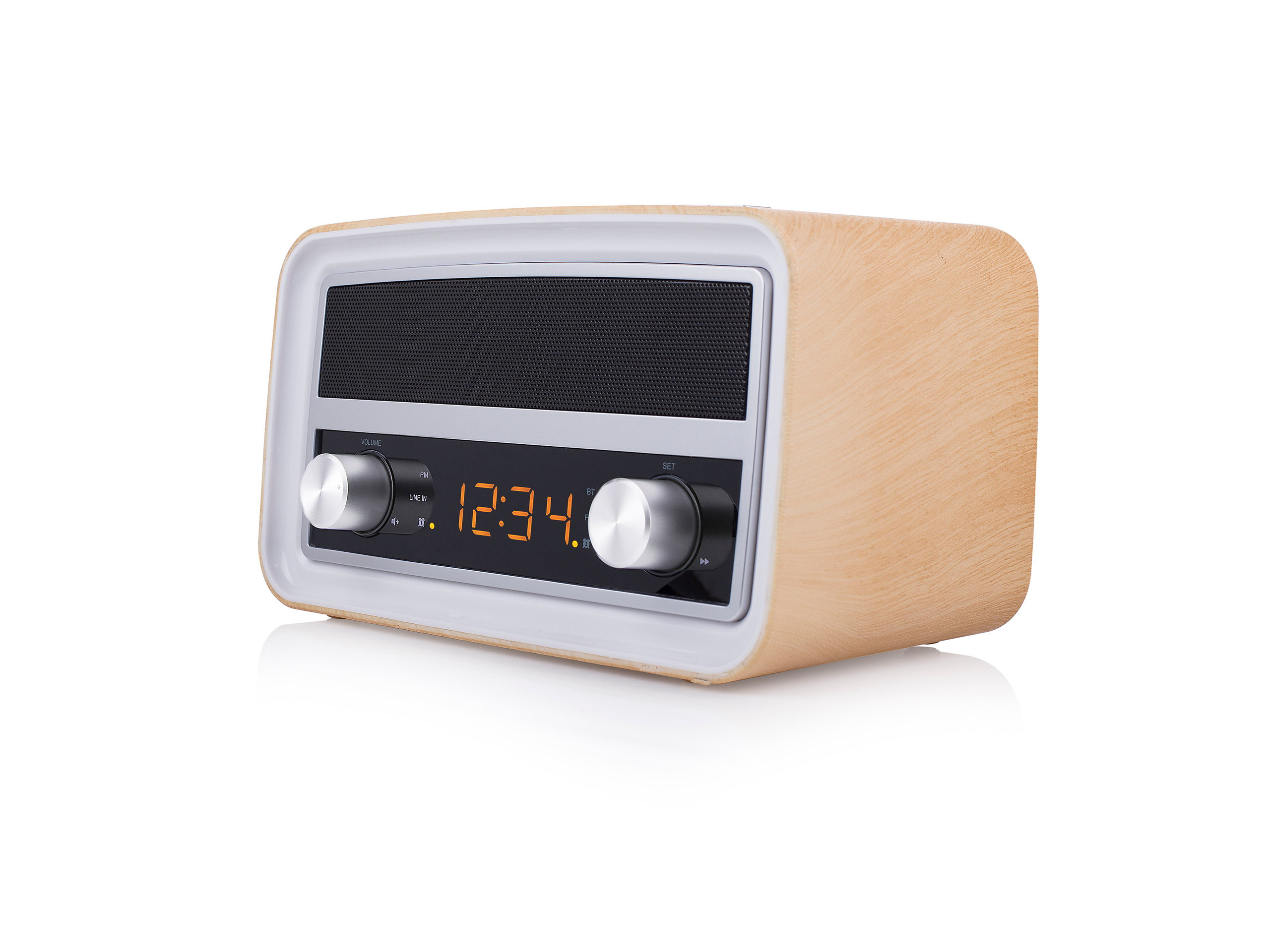 Audiosonic RD-1535 Retro rádio Bluetooth