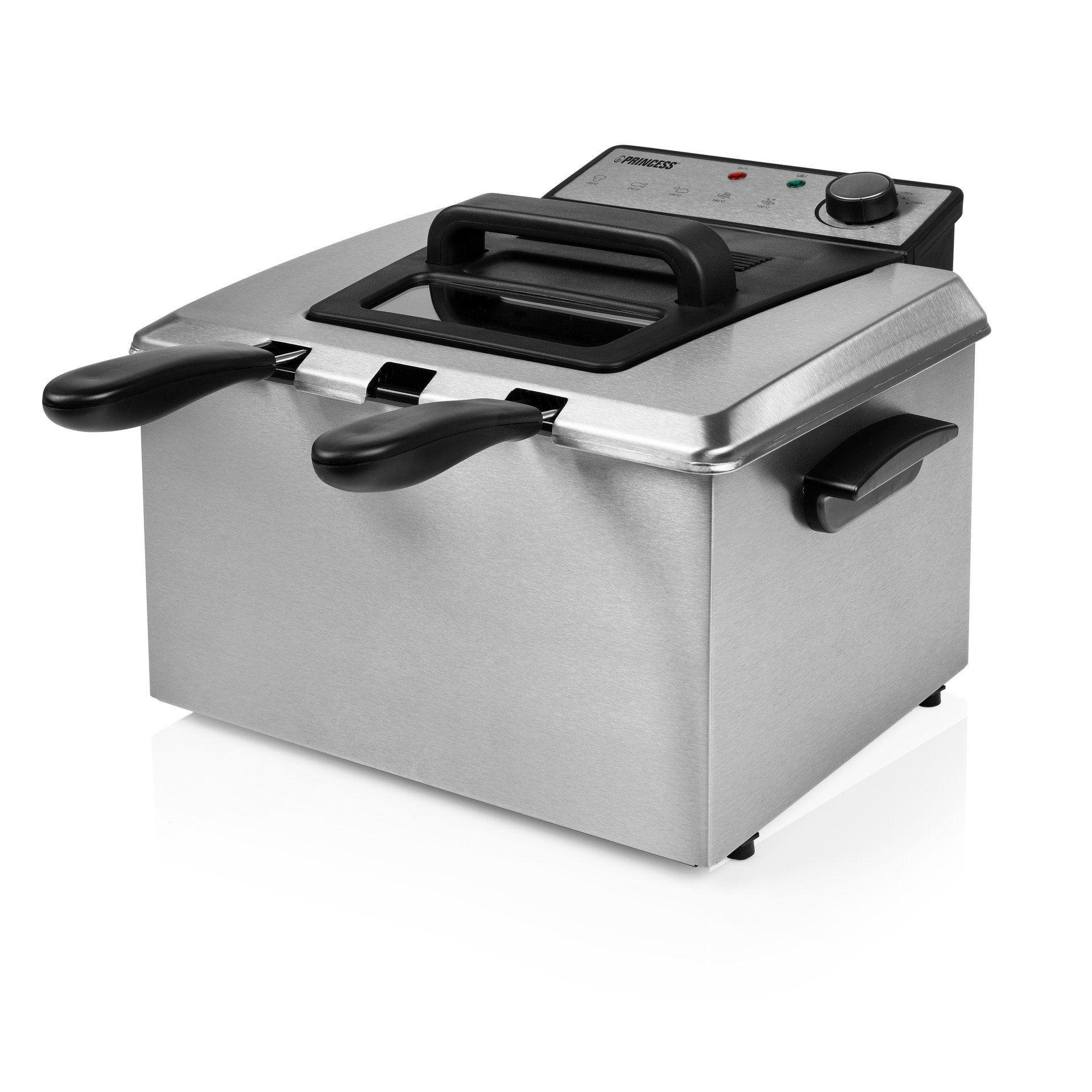 Princess 01.185000.01.001 Classic Fryer XXL 5L, 3270W - semi-professional