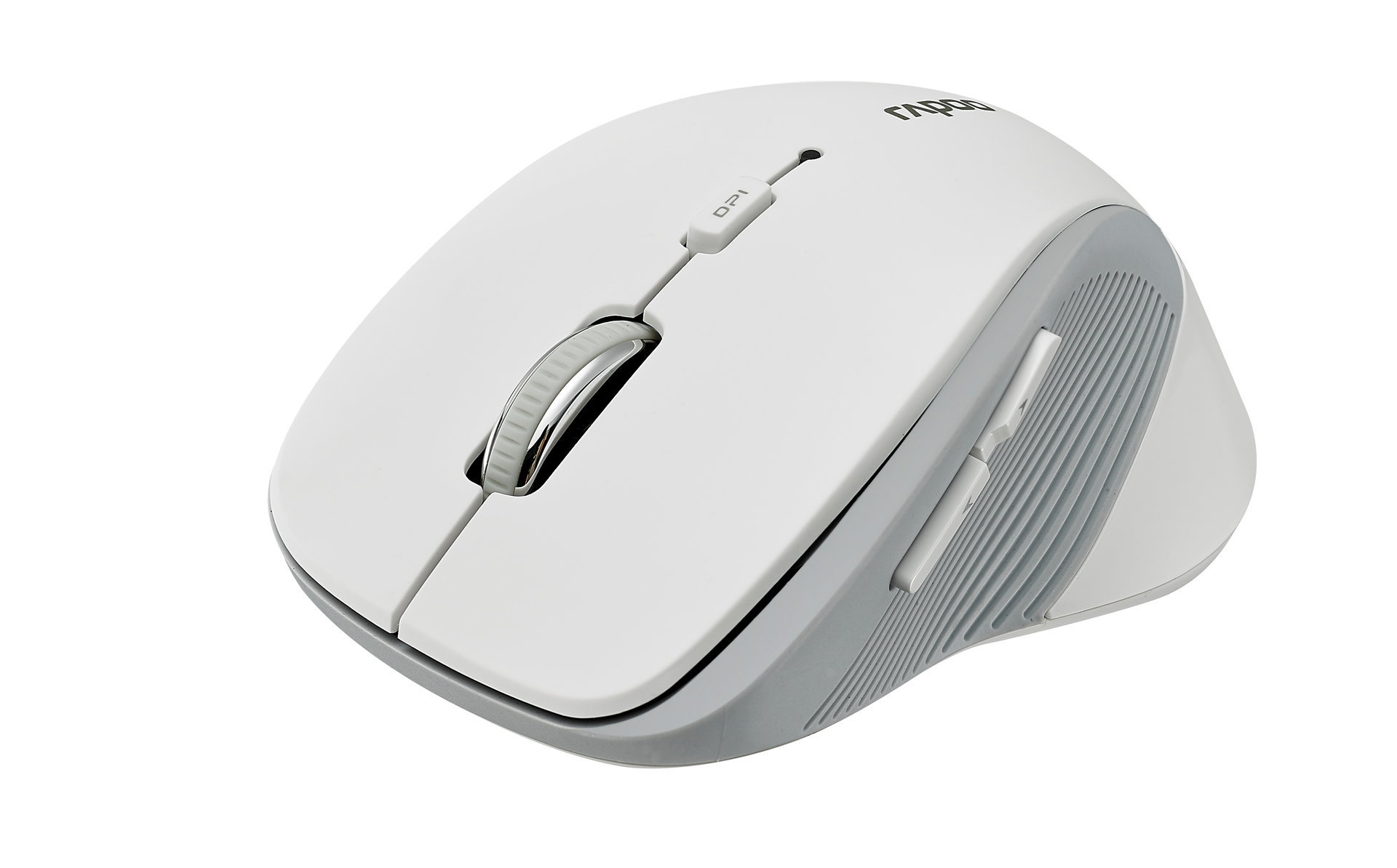 Rapoo 3910 Wireless Laser Mouse White