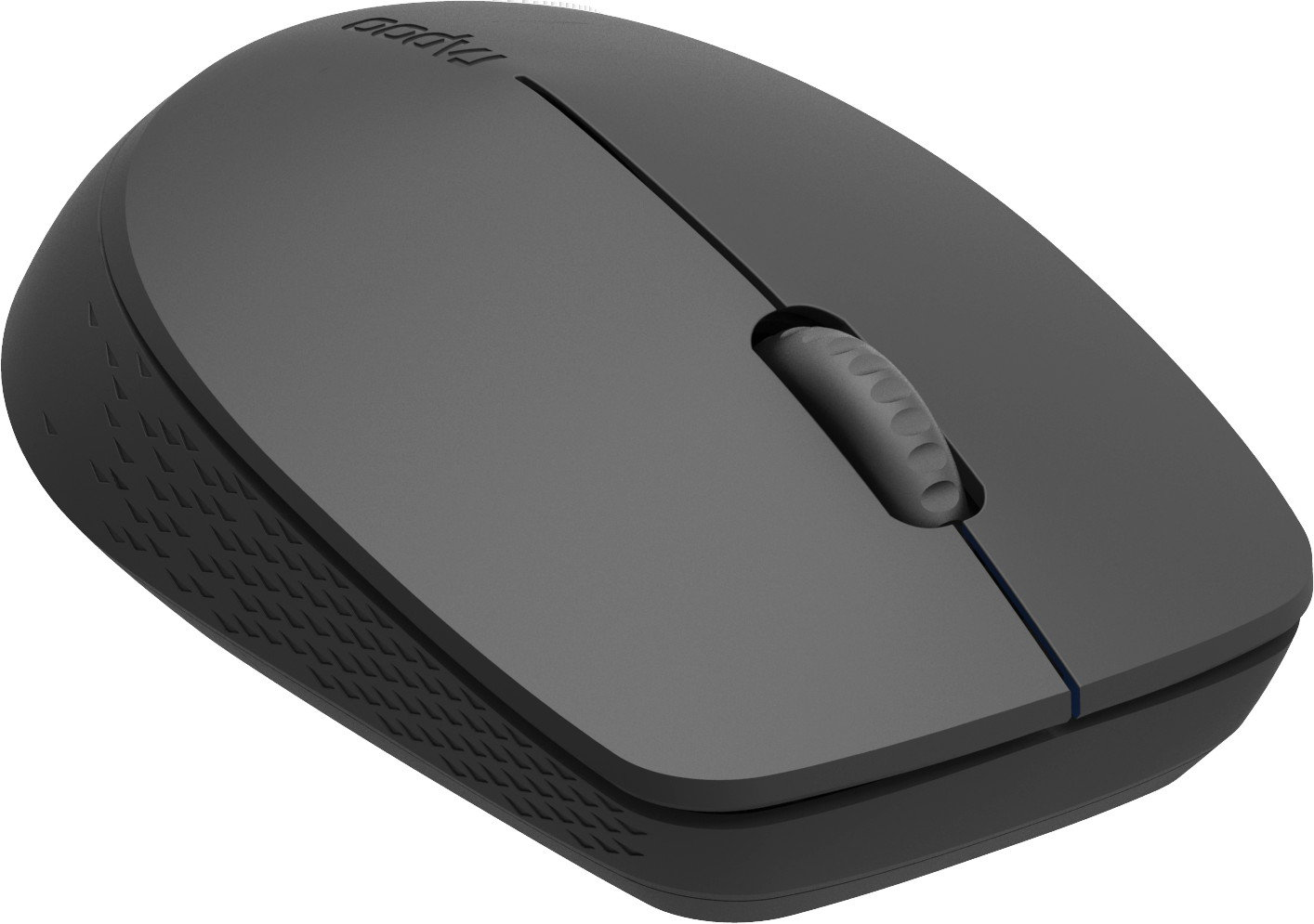 Rapoo M100 Silent Comfortable Silent Multi-Mode Mouse Dark Grey