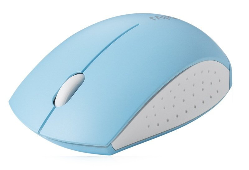 Rapoo 3360 2,4G Wireless Optical Mini Mouse Blue