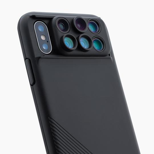 ShiftCam 2.0 Pro Lens package Telephoto iPhone X