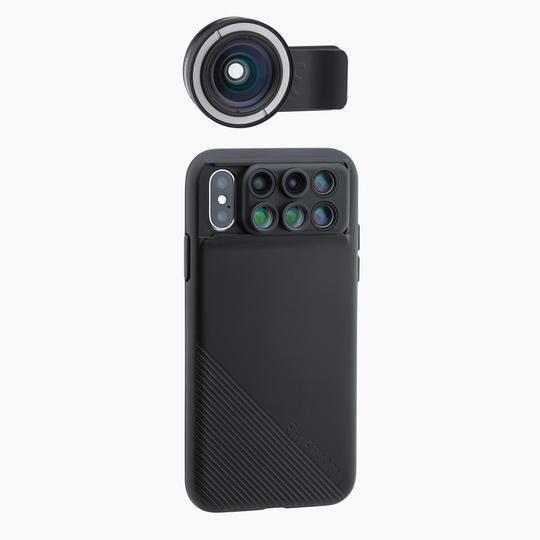 ShiftCam 2.0 Pro Lens package Wide Angle iPhone X