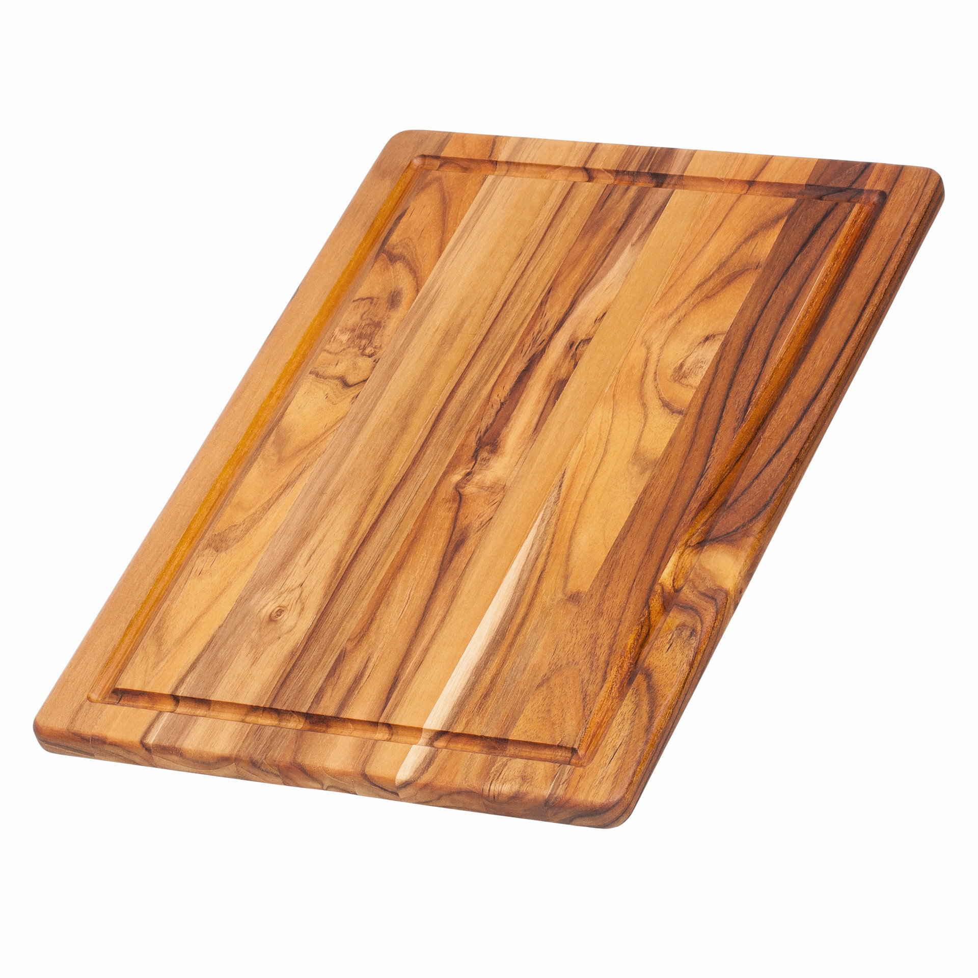 Teak Haus Edge Grain Essential Collection Boards 405 Cutting/Serving Board 40x28x1,4